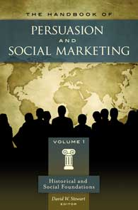 The Handbook of Persuasion and Social Marketing cover image