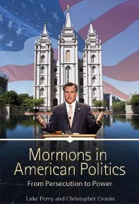 Cover image for Mormons in American Politics