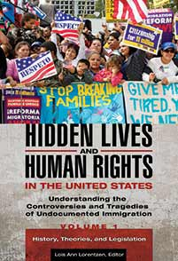 Cover image for Hidden Lives and Human Rights in the United States