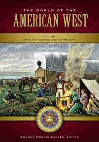The World of the American West cover image