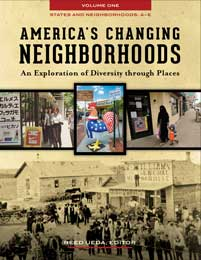 Cover image for America's Changing Neighborhoods