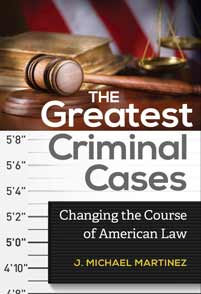 Cover image for The Greatest Criminal Cases