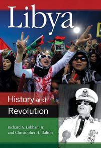 Libya cover image