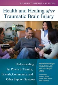 Health and Healing after Traumatic Brain Injury cover image