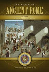 The World of Ancient Rome cover image