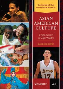 Cover image for Asian American Culture