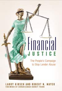 Financial Justice cover image