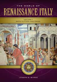 The World of Renaissance Italy cover image