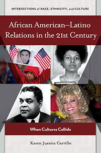 African American–Latino Relations in the 21st Century cover image