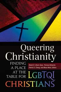 Queering Christianity cover image