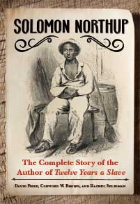 Cover image for Solomon Northup