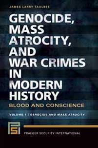 Cover image for Genocide, Mass Atrocity, and War Crimes in Modern History