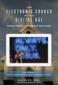 Cover image for The Electronic Church in the Digital Age