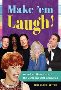 Make 'em Laugh! cover image