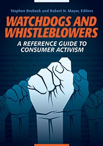 Cover image for Watchdogs and Whistleblowers