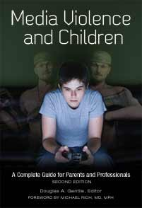 Media Violence and Children cover image