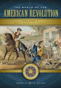 The World of the American Revolution cover image