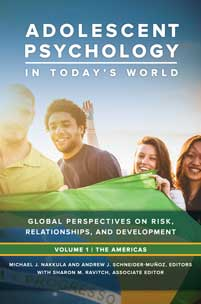 Cover image for Adolescent Psychology in Today's World