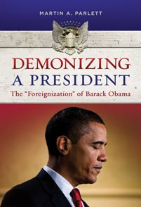 Demonizing a President cover image