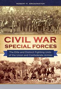 Civil War Special Forces cover image