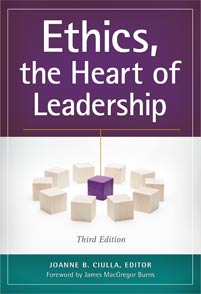 Ethics, the Heart of Leadership, 3rd Edition cover image