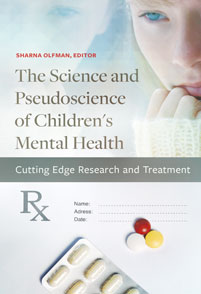 Cover image for The Science and Pseudoscience of Children's Mental Health