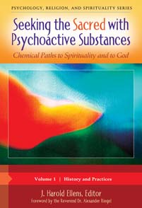 Entheogens are psychoactive substances used in a spiritual or religious context.