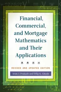 Financial, Commercial, and Mortgage Mathematics and Their Applications, 2nd Edition cover image