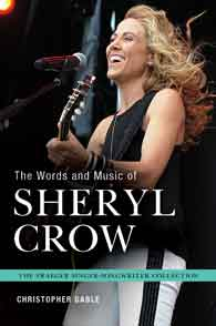 The Words and Music of Sheryl Crow cover image