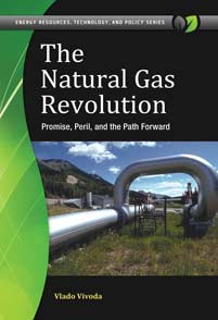 The Natural Gas Revolution cover image