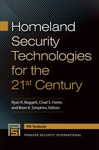 Cover image for Homeland Security Technologies for the 21st Century