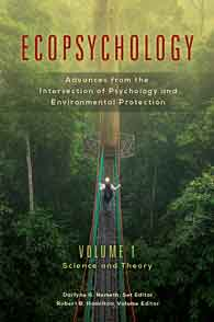 Cover image for Ecopsychology