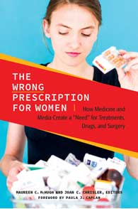 The Wrong Prescription for Women cover image