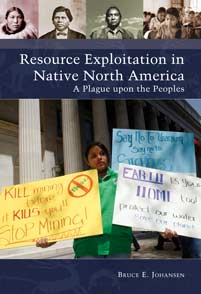 Cover image for Resource Exploitation in Native North America