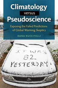 Cover image for Climatology versus Pseudoscience