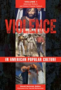 Violence in American Popular Culture cover image