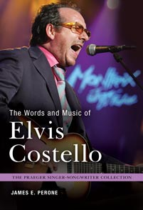 The Words and Music of Elvis Costello cover image