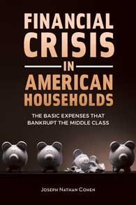 Cover image for Financial Crisis in American Households