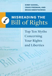 Misreading the Bill of Rights cover image