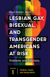 Cover image for Lesbian, Gay, Bisexual, and Transgender Americans at Risk
