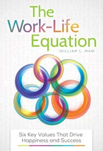 Cover image for The Work-Life Equation