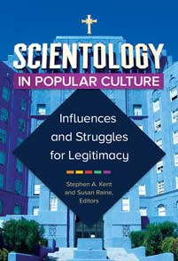 Cover image for Scientology in Popular Culture