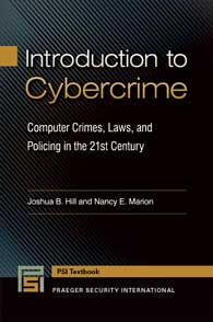 Introduction to Cybercrime cover image