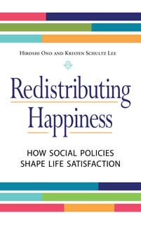 Redistributing Happiness cover image