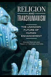 Cover image for Religion and Transhumanism