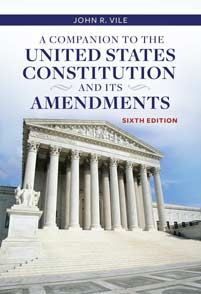 A Companion to the United States Constitution and Its Amendments cover image