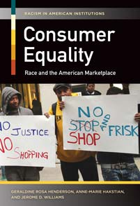 Cover image for Consumer Equality