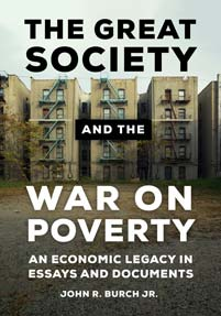 Cover image for The Great Society and the War on Poverty