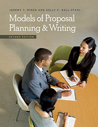 Cover image for Models of Proposal Planning & Writing
