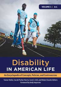 Cover image for Disability in American Life